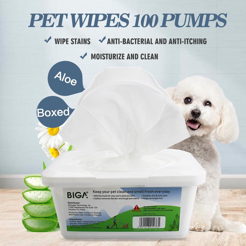 dog sanitary wipes
